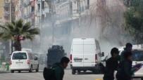 BIBER GAZı - Kızıltepe'de Nevruz Kutlamaları Sonrasında Olaylar Çıktı