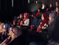 BATI ŞERİA - Kudüs'te Türk filmlerine yoğun ilgi