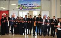 İSMAİL HAKKI - 'Mehmet Akif İnan Kütüphanesi' Öğrencilerle Buluştu