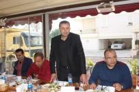 BASIN MENSUPLARI - MGC Başkanı Manav 'Hedefimiz Güçlü Bir Basın'