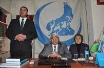 MHP'li Belediye Başkanı Karaçanta, Ülkücülere Eveti Anlattı