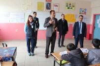 ERENTEPE - Müdür Edip'ten Okul Ziyareti