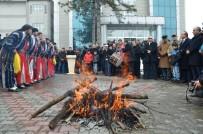 MEHTERAN TAKıMı - Muş'ta Nevruz Bayramı Törenle Kutlandı