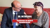 Oral Açıklaması 'Bir Gün Herkes Yaşlanacak'