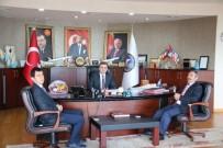 Ormancılardan Başkan Cüneyt Yemenici'ye Ziyaret