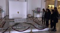 ANıTKABIR - Özel Sanko Okullarından Ankara Sanat Turu Gezisi