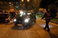 KURAL İHLALİ - Samsun Polisinden Şüpheli Araç Uygulaması
