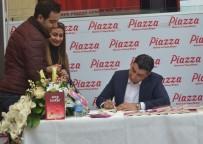 ŞANLIURFA MİLLETVEKİLİ - Şanlıurfalı Yazar Niyazi Kocadağ'dan Piazza'da İmza Günü