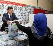 ŞEHITKAMIL BELEDIYESI - Şehitkamil Gıda Bankası, Daha Nitelikli Bir Alanda Hizmet Verecek