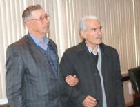 Sekin'in babasından Halisdemir'in babasına ziyaret