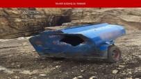 CUDI DAĞı - Şırnak'ta Bombalı Eylemde Kullanılacak Römork Ele Geçirildi