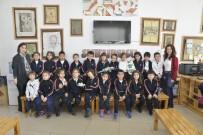 ANAOKULU ÖĞRENCİSİ - Sukurusu Atölyesi 60 Öğrenciyi Ağırlandı