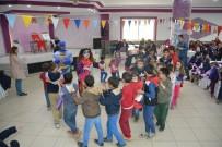 Süleymanpaşa Belediyesi Çocuk Kulübü Üyeleri Partide Buluştu
