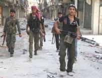 RUSYA - Suriyeli muhalif gruplar Halep'in kuzeyine çekiliyor