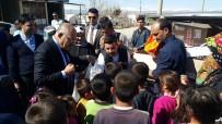 TÜRKIYE İHRACATÇıLAR MECLISI - TİM Başkanı Büyükekşi Depremzede Çocukları Sevindirdi
