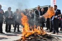 AHMET OKUR - Uşak'ta Nevruz Kutlamaları
