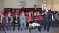 HALKLA İLIŞKILER - Vali Yıldırım, 'Halk Toplantısı' Yaptı