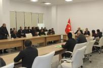 Van Büyükşehir Belediyesinden 'Halk Günü' Toplantısı