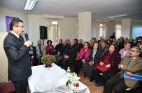 ÇEVRE VE ŞEHİRCİLİK BAKANLIĞI - Veysel Tiryaki Açıklaması 'Kentsel Dönüşüm Bir Fırsattır'