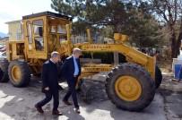 MUSTAFA ŞAHİN - Yeşilyurt Belediyesi Araç Filosunu Güçlendiriyor