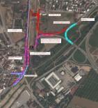 AKARYAKIT İSTASYONU - Yunuseli'de Trafik Düzenlemesi