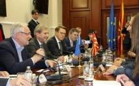 ARNAVUT - AB'den, Makedonya Cumhurbaşkanına Ültimatom Gibi Çağrı