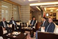 AHMET GENÇ - Ağrı'da İHA Bölge Müdürleri Turkez Ve Akyüz'ün Ziyaretleri