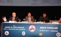 GAZIANTEP ÜNIVERSITESI - Ahilik Panellerinin İlki Gaziantep Üniversitesinde Düzenlendi