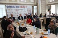 AİLE VE SOSYAL POLİTİKALAR BAKANLIĞI - AK Parti'den 'Büyüklerimize Hürmet Kararımız Evet' Programı