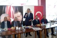 AK Parti Genel Başkan Yardımcısı Yazıcı Açıklaması 'Anayasayı Millet Yapar'