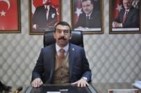 AK Parti Kars İl Başkanı Adem Çalkın, 'Bizim Referansımız Milletin İradesidir'