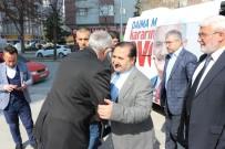 NECMETTİN ERBAKAN - AK Parti'li Özdemir Açıklaması 'Konya'yı En Yüksek Oranda 'Evet' Oyu Veren İl Olarak Göreceğiz'