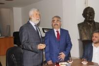 DEVLET BAHÇELİ - Ak Parti Milletvekili Tezcan, MHP Anamur Teşkilatını Ziyaret Etti