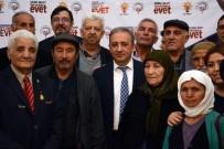 AK Parti Yaşlılar İle Bir Araya Geldi