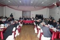 FEYAT ASYA - AK Parti, Yaşlılarla Bir Araya Geldi