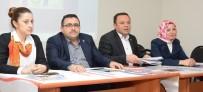 MEMUR SEN - Aksaray AK Parti Heyeti Öğretmenlerle Buluştu