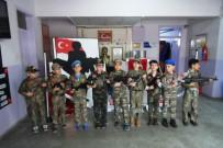 Altınova Atatürk İlkokulu Öğrencileri Gazilerle Buluştu