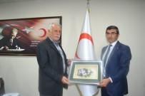 ASP İl Müdürlüğünden Kızılay'a Ziyaret