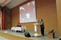 SOSYAL HİZMET - Aydın'da Uyuşturucu Ve Madde Bağımlılığı Paneli Düzenlendi