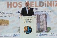 KENTSEL DÖNÜŞÜM PROJESI - Bağcılar'da 160 Daireli 4 Blokun Yıkımı Gerçekleştirildi