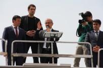 YıLDıZLı - Bakan Elvan Açıklaması 'Vatandaşına Hizmet Etmeyen Hiçbir Bürokratla Yolumuza Devam Etmeyeceğiz'