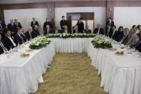 GÜNAY ÖZDEMIR - Bakan Müezzinoğlu'ndan 'Tek Adamlık' Cevabı Açıklaması 'Tek Adamdan Rahatsızsa, HDP Gibi CHP'ye Eşbaşkanlık Getirsin'