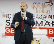 KANAAT ÖNDERLERİ - Bakan Soylu Açıklaması '16 Nisan Sadece 18 Maddenin Oylamasıyla İlgili Değil, Bir Medeniyetin Kararıdır'