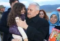 MURAT ZORLUOĞLU - Başbakan Yıldırım Elazığ'da