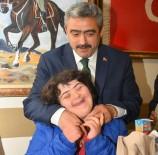 EĞITIM İŞ - Başkan Alıcık, Down Sendromlu Çocuklarla Buluştu