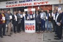 KÖRFEZ - Başkan Baran, Körfez'de 'Evet' Turunda