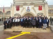 AHMET ODABAŞ - Başkan Doğan, 'İzmit'te Bizim, Kızıltepe'de'