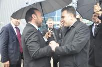 AHMET ODABAŞ - Başkan Doğan, Kızıltepe'de