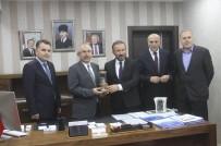 BASIN MENSUPLARI - Başkan Doğan Mardin Büyükşehir Beleyesi'ni Ziyaret Etti