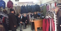 Başkan Fırat'tan Esnaf Ziyareti